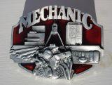 Buckle B - Mechanic V8 / red