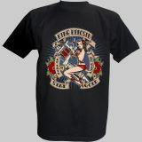 King Kerosin T-Shirt - Stay Gold