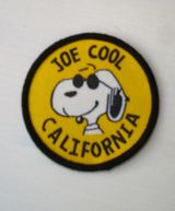 Patch -  Joe Cool California