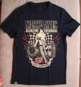 King Kerosin Regular T-Shirt / Mechanic Pin Up