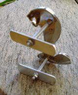 Grill Emblem: Cobra / bronze
