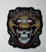 Rücken Patch - Southern Skull