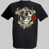 King Kerosin T-Shirt - S. Tattoed