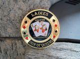 Poker Card Guard - Ladies / Pair of Queens