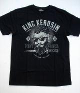 King Kerosin Regular T-Shirt / Dirty Rider - black