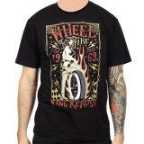 King Kerosin Regular T-Shirt / Wheel of Fire