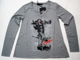 Langarm-Shirt von Queen Kerosin - Cry Baby / Stone