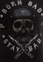 King Kerosin Regular T-Shirt / Born Bad - Stay Bad