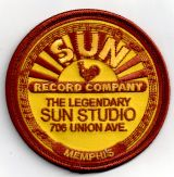 Patch - Sun Records / rund