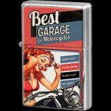 Feuerzeug - Best Garage / red