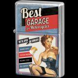 Feuerzeug - Best Garage / blue