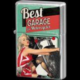 Feuerzeug -Best Garage / green