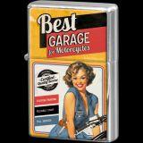 Feuerzeug - Best Garage / yellow