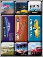 Magnet Set. - US Classic Cars