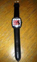 Armband Uhr - Elvis / Rote ELVIS Schrift