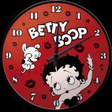 Wanduhr - Betty Boop / Kiss me!
