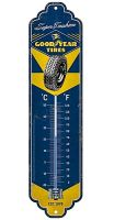 Vintage Thermometer - Goodyear / Super Cushion