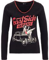Langarm-Shirt von Queen Kerosin - East Side Queens