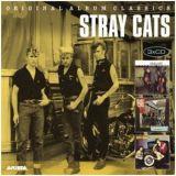 3er CD - Stray Cats / Original Album Classics