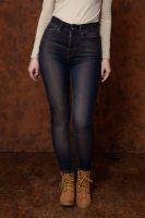 Queen Kerosin Jeans High Waist - Betty / Tint Wish