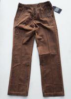 Workwear Hose - Oil Washed braun