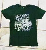 Batik Vintage Shirt - Salt Lake Demons / Grün