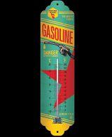 Vintage Thermometer - Gasoline