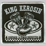 King Kerosin Patch PT-EVT