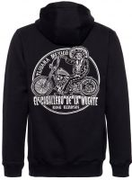 King Kerosin Bestickte Hoodie Jackets - Mexcican Rider / Limited