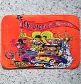 Badezimmer Teppich - Rat Fink / Big Daddy is our Leader