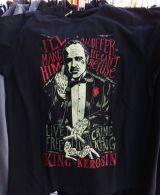 King Kerosin Regular T-Shirt / Crime is King - Al Capone