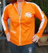 King Kerosin Sportjacket - KK Orange
