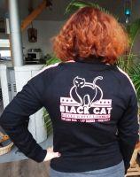 King Kerosin Sport Jacke -  Black Cat