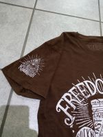 Batik Vintage Shirt - Freedom Ride / Brown - Limited Edition