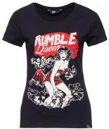 Queen Kerosin Girls T-Shirt - Rumble in the Jungle