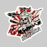 King Kerosin Sticker ST-MJP