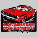 King Kerosin Sticker st_E26