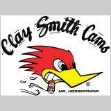 Clay Smith Cams Sticker small/right