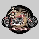 Skullsport Sticker st_lsb